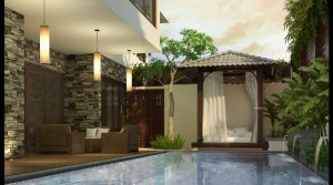 4 bhk bali styled villa for sale in Anjuna