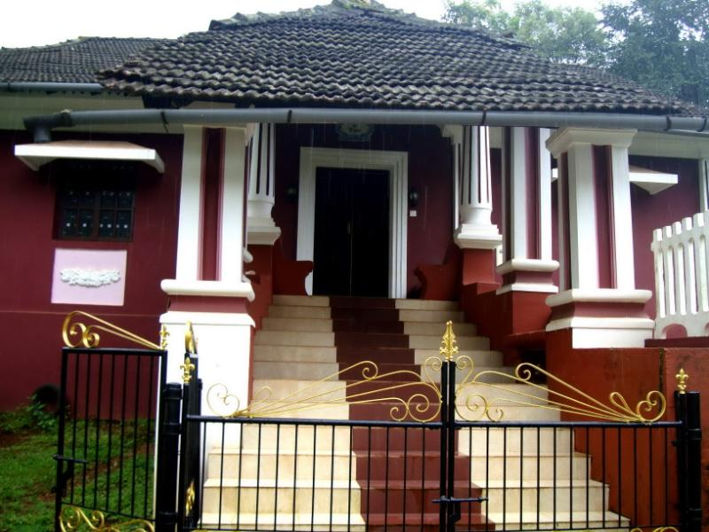 3bhk Portuguese architecture house for sale in South Goa